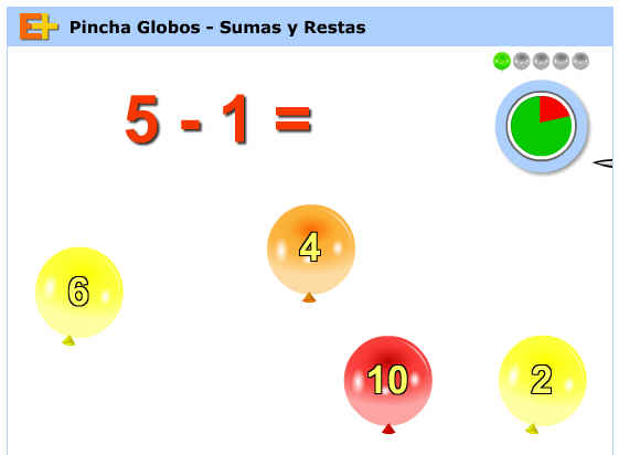 Pincha globos